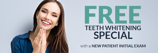 Teeth Whitening special coupon